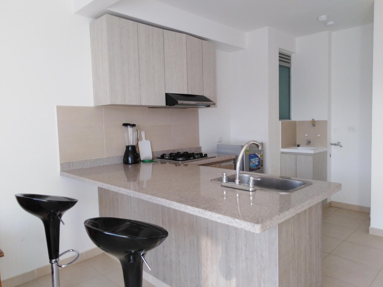 1 cocina apartaestudio galeon Hoteles en Girardot